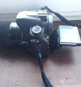 Фотоаппарат sony a 350
