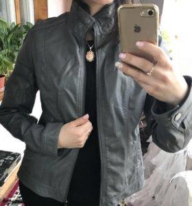 Курточка кожа зам
