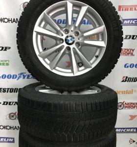 Комплект зимних колес R18 BMW X5 F15 оригинал