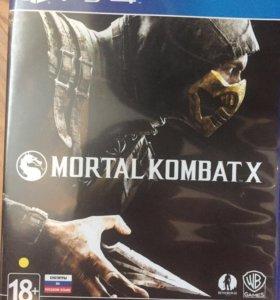 Mortal kombat x Москва