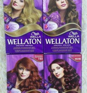 Крем-краска для волос Wella Wellaton