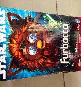 Новый furby Star Wars furbacca