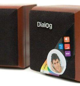 Колонки dialog ad-01