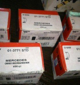 Вкладыши шатунные MERCEDES OM 601-606