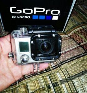 GoPro HERO 3 экшен камера