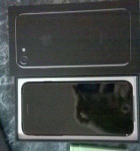 iPhone 7 Jat Black 128gb