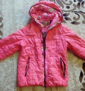 Весенняя курточка. Рост 134-140