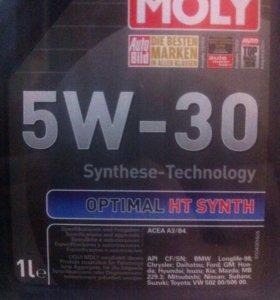 Liqui moly optimal 5w30 4л синтетика