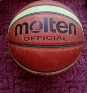 Профисионналиный,баскутбольный мячь