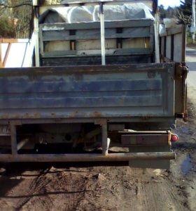 Грузоперевозки до 2 тонн и 6 метров