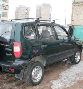 Нива Chevrolet 2123