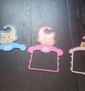 Вешалки для одежды BabyBorn