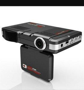 Видеорегистратор+радар 2в1