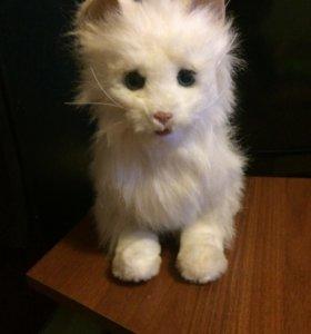 Кошка игрушечная механическая