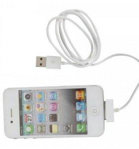 USB провод на 4айфон
