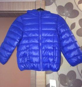 Новая демисезонная куртка mothercare