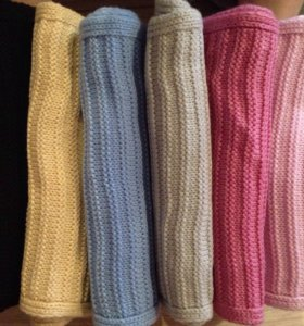 Новые шарфы