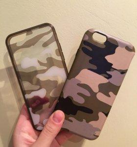 Чехлы милитари на iPhone 6/6s