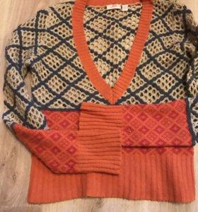 Легкий свитер,оригинал.