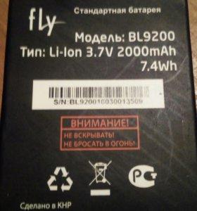 fly fs 504  BL9200mAh