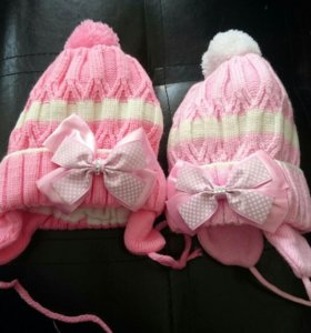 Новые шапки,на весну 1-2 г