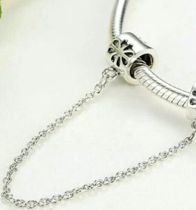 Цепочка на браслет Pandora