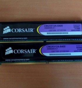 Оперативная память ддр1/2 256/512м