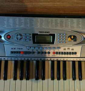 Синтезатор Techno KB-760