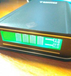Зарядное устройство-павербанк Tomo с батареями