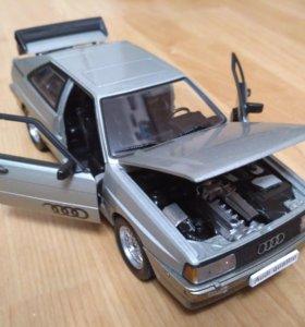 Audi Quattro 1/24