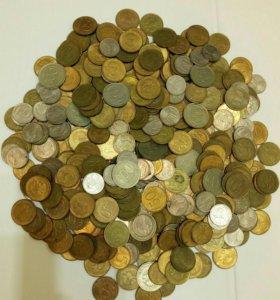 Монеты 90-ых годов