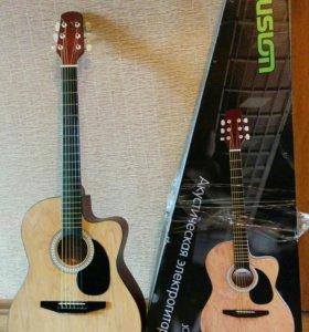 Классическая гитара JCA- 202c
