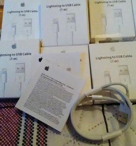 Оригинальный кабель Apple Lightning/USB 2.0