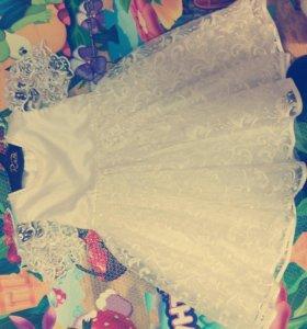 Платье нарядное(прокат)
