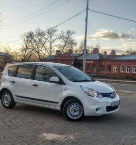 Автомобиль Nissan Note 1.6AT(110л.с)