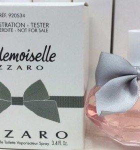 Тестер женского парфюма.