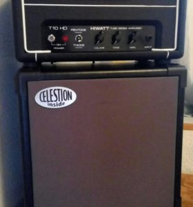 Hiwatt T10 HD + Celestion inside
