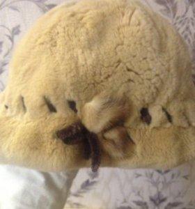 Норковая шапка FurLand