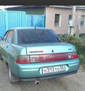 Хлопушка ВАЗ 2110 со спойлером