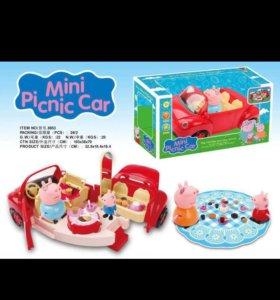 Пеппа мини пикник car
