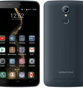 Новые HomTom HT17 Pro 4G LTE