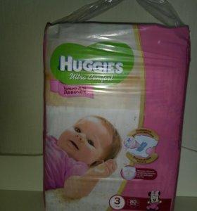 Huggies ultra comfort 3