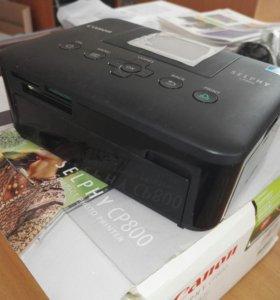 Компактный фотопринтер