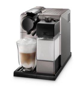 Кофемашина Delonghi Nespresso Lattissima +
