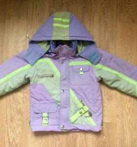 Куртка деми, рост 100-110см