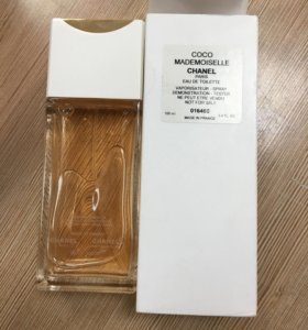 Chanel Coco MADEMOISELLE 100ml edT TEST