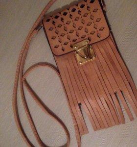 Маленькая сумочка эко-кожа 17,5*11