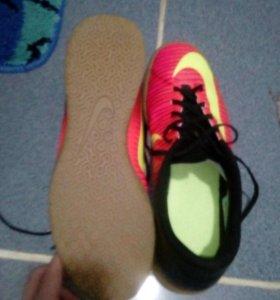 Футзалки Nike Mercurial x 10