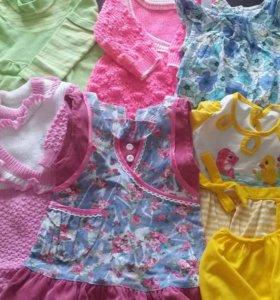 Платья, пижамы