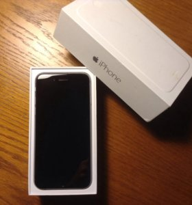 IPHONE 6 , Space Gray, 64 Gb